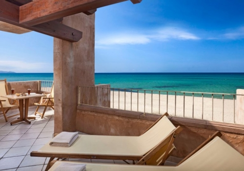 Hotel + Traghetto - Resort & SPA Le Dune a Badesi nel Nord Sardegna