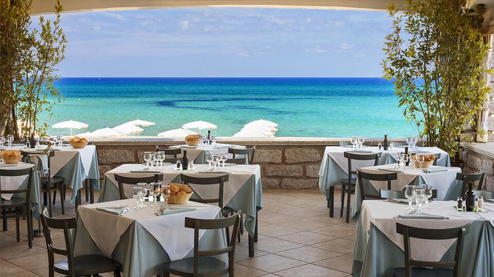 Resort Le Dune, ristorante Alla Spiaggia