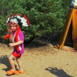 Resort Le Dune, il villaggio degli indiani