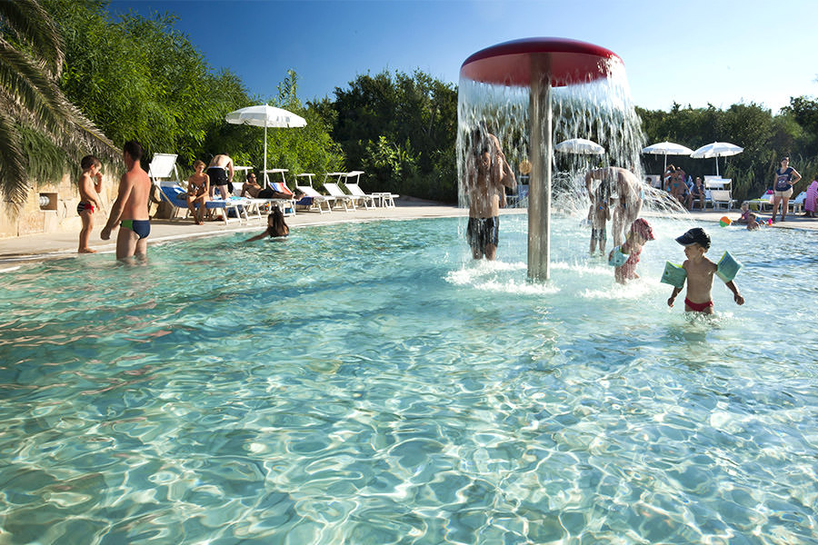 Resort Le Dune, the best Hotel for children in Sardinia