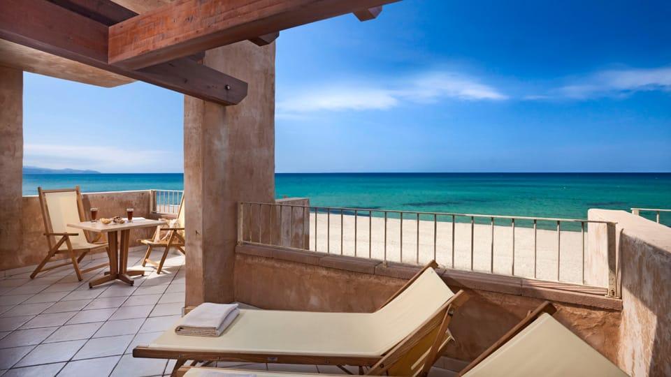 Cartina Sardegna Con Hotel.Resort Spa Le Dune A Badesi Resort 4 Stelle In Sardegna Delphina