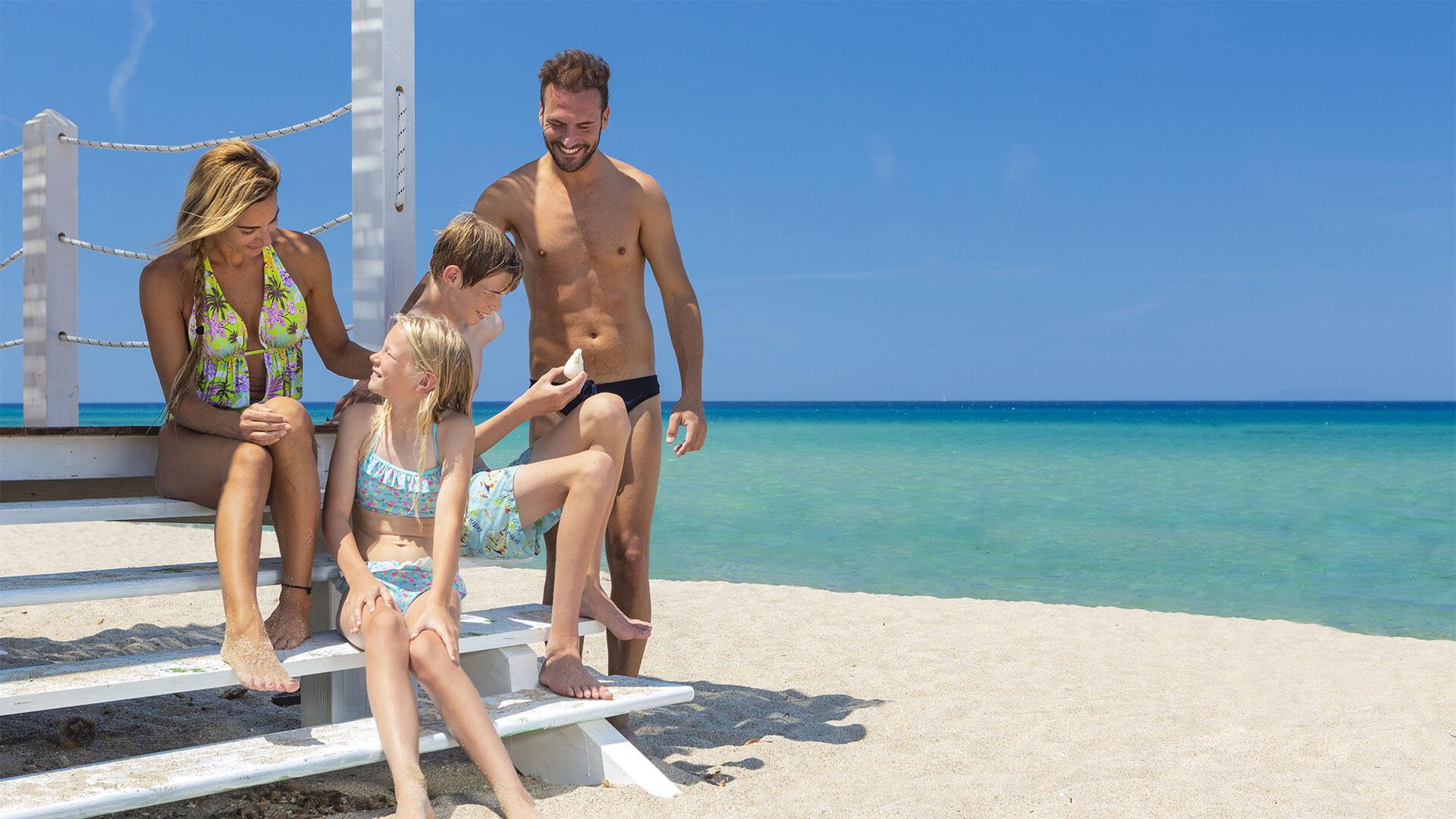 Resort & Spa Le Dune, Badesi, nord Sardegna