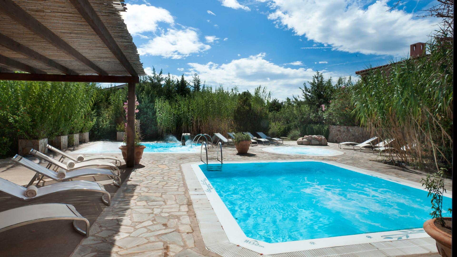 Piscines Es & Spas le sabine spa wellness centre in sardinia at resort & spa le