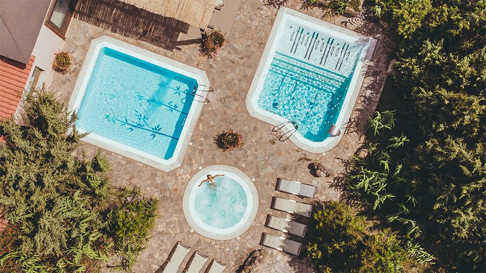 Centro Benessere Le Sabine - Le Dune Resort & SPA