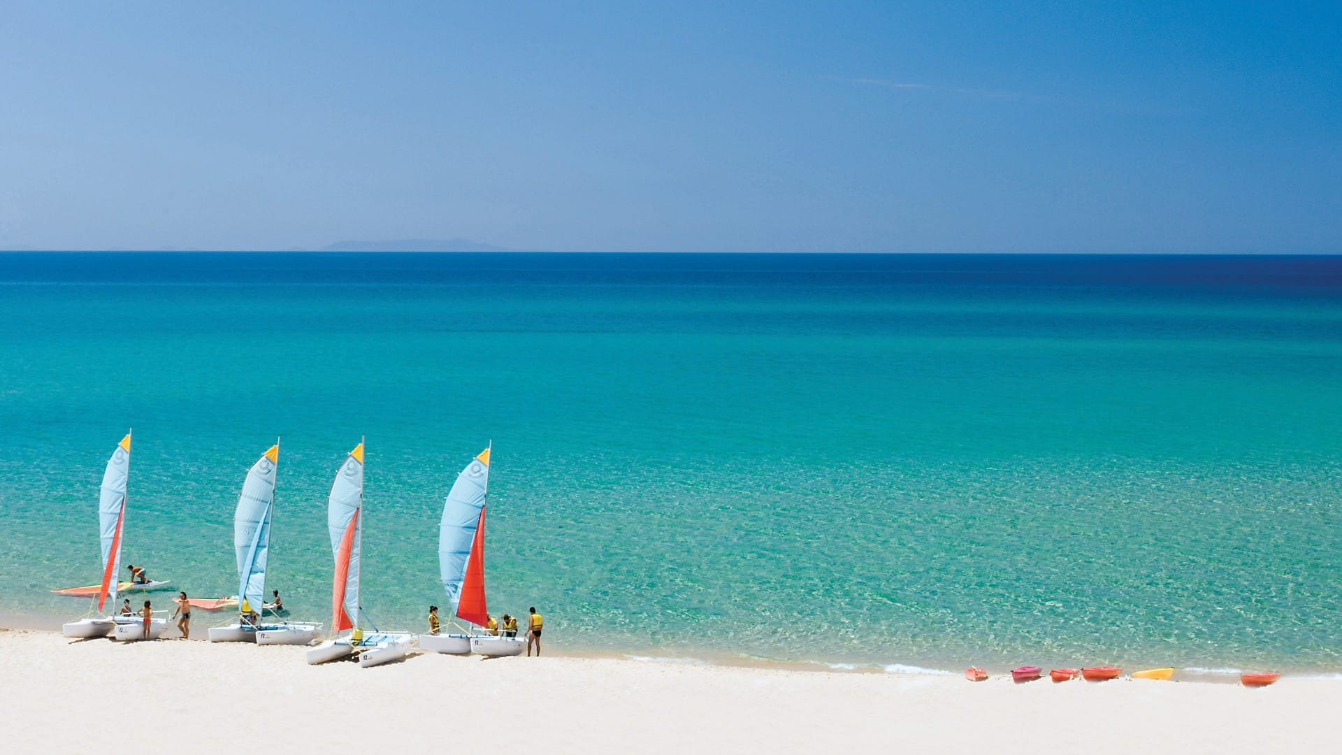 Sport a Vela - Le Dune Resort & SPA