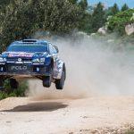 Sébastien Ogier (F), Julien Ingrassia (F) Volkswagen Polo R WRC (2015) WRC Rally Italia Sardegna 2015